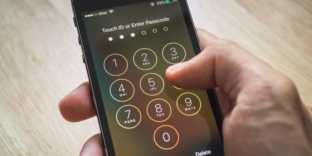 Apple patched iOS after researchers showed a website could use motion sensors to detect passcodes - 9to5Mac