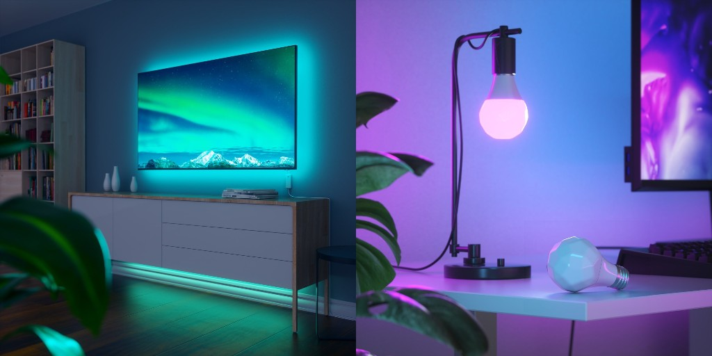 Nanoleaf debuts HomeKit Essentials Bulb and Lightstrip - 9to5Mac