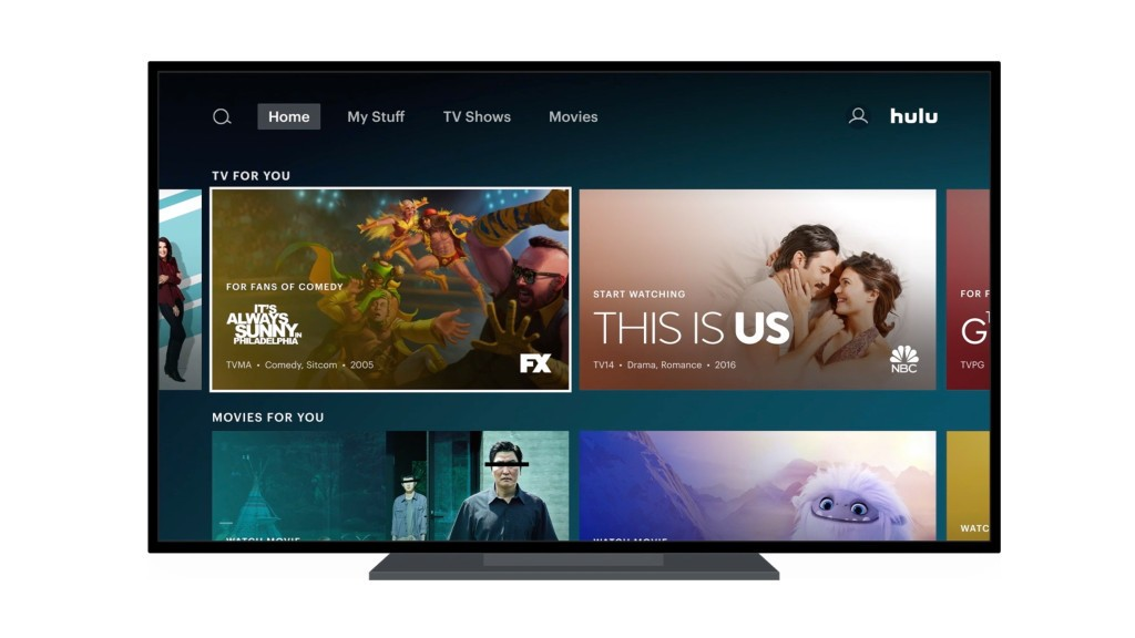 Hulu unveils new Apple TV interface with updated navigation, improved recommendations - 9to5Mac