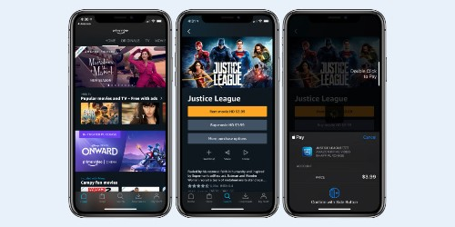 Amazon Prime Video now lets users buy TV shows and movies in the app, seemingly struck special deal with Apple - 9to5Mac