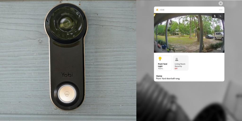 Yobi B3 beats the smart home industry to creating an affordable HomeKit doorbell - 9to5Mac