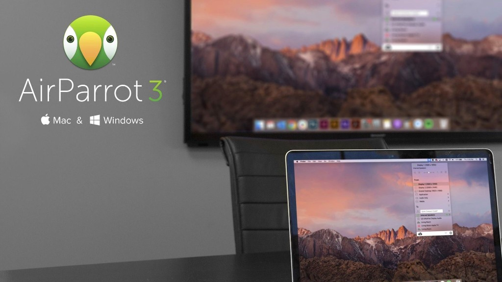 AirParrot 3 released with HomePod integration on Windows, improved mirroring latency, more - 9to5Mac