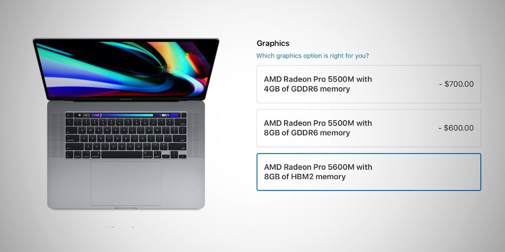 [U: SSD Kits now available] Apple adds new high-end GPU option for 16-inch MacBook Pro, SSD upgrade kit for Mac Pro - 9to5Mac