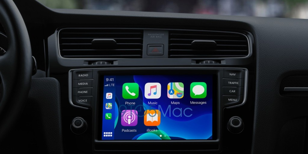 iOS 14: CarPlay wallpapers, deeper Apple Store integration in Maps - 9to5Mac