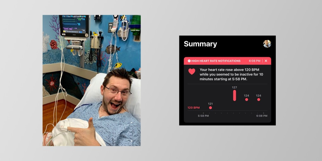 Apple Watch alerts popular YouTuber to tachycardia caused by dehydration and stress - 9to5Mac