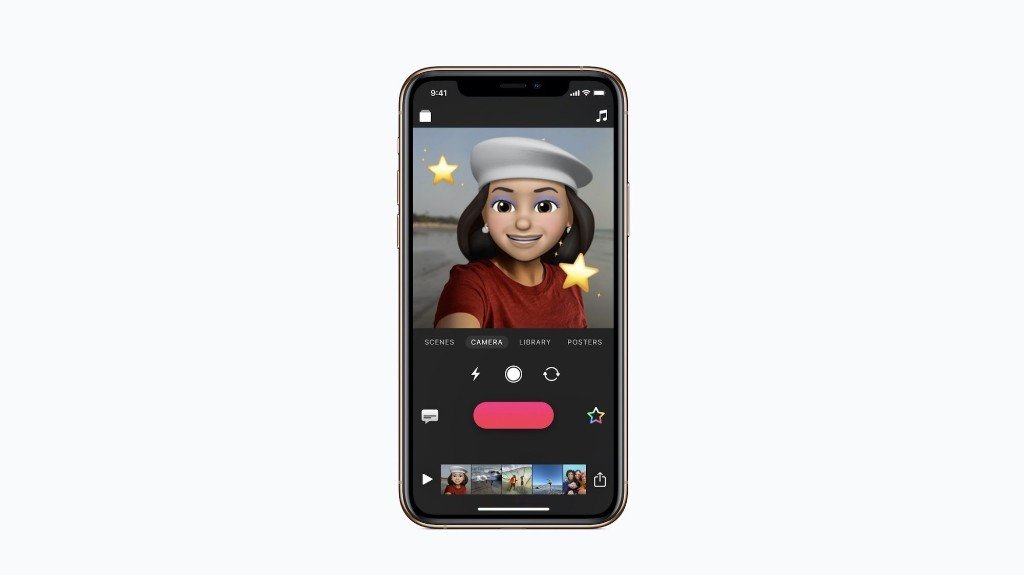 Apple's Clips video creation app updated with iPad cursor support, new stickers, much more - 9to5Mac