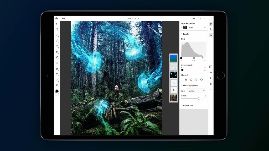 Photoshop for iPad begins beta testing ahead of public release [update] - 9to5Mac
