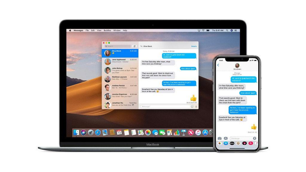 Apple working to replace Messages app on Mac with a Catalyst version iOS 14 code reveals - 9to5Mac