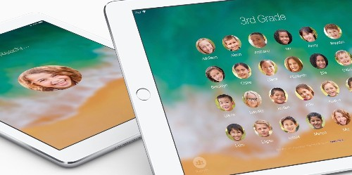 iOS 11.3 beta 2 adds brand new ClassKit framework for educational apps