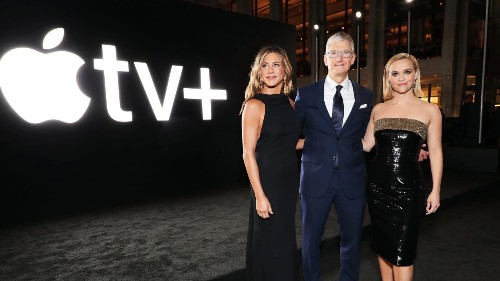 Tim Cook explains why Apple is giving TV+ away for free, talks early Apple Arcade reception