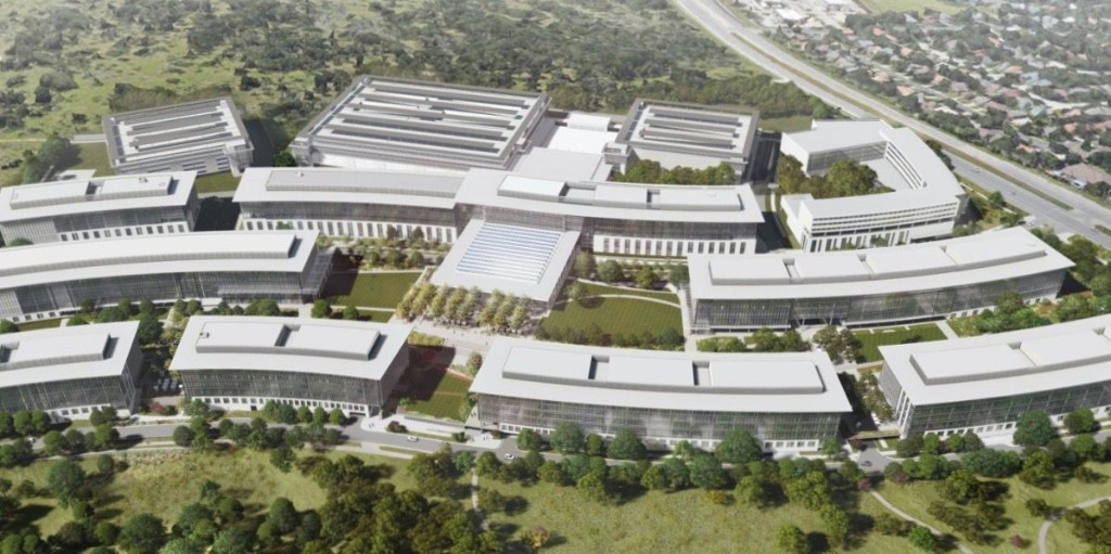 Apple plans big upgrade to new $1B Austin campus with 192-room hotel - 9to5Mac