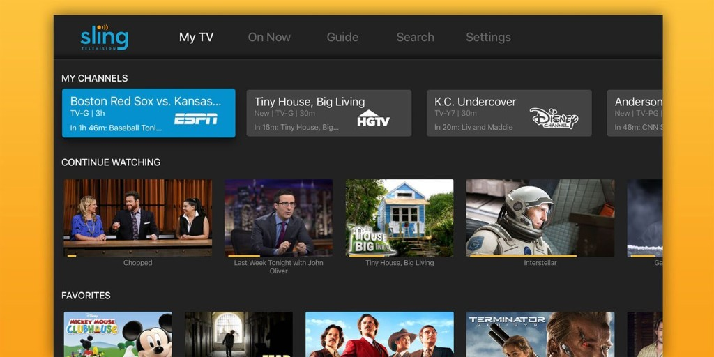 Sling TV for Apple TV adds free local channels support with AirTV 2 network tuner - 9to5Mac