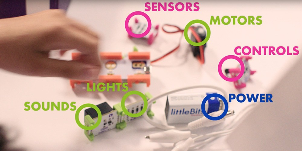 Littlebits launches kids version of DIY smarthome kit - 9to5Mac