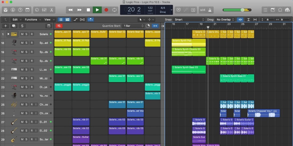 Logic Pro X 10.5: How to get started with Apple's magical new Live Loops