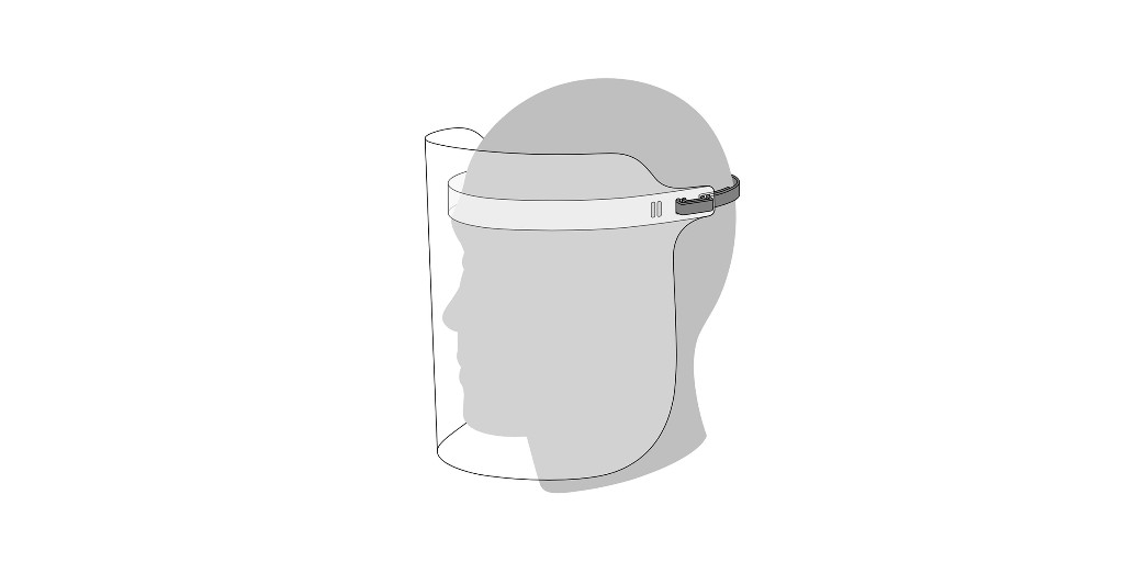 Apple makes detailed design and production instructions available for its custom Face Shield - 9to5Mac