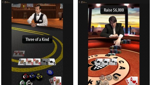 Apple updates its Texas Hold'em game with support for iPad and multitasking