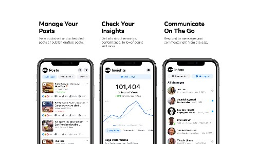Facebook launches Creator Studio app which allows creators to manage page content on mobile devices - 9to5Mac