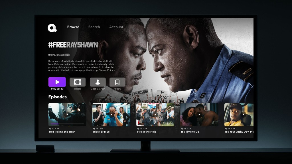 Quibi is now available for Apple TV users with an official tvOS app - 9to5Mac