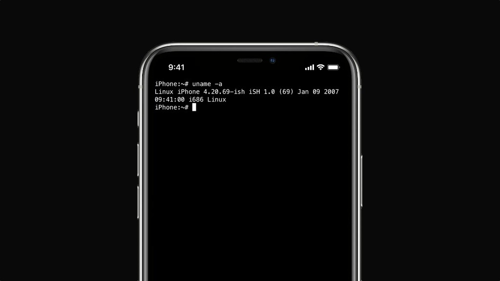 iSH Shell app lets you locally run a Linux shell environment on iPhone and iPad - 9to5Mac