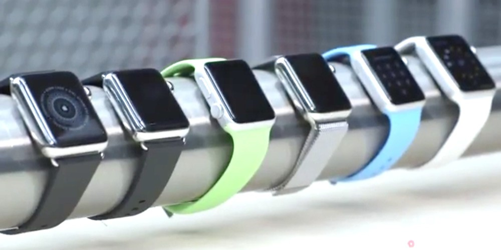 Apple Watch takes #1 in Consumer Reports lab tests of 11 smartwatches (Video) - 9to5Mac