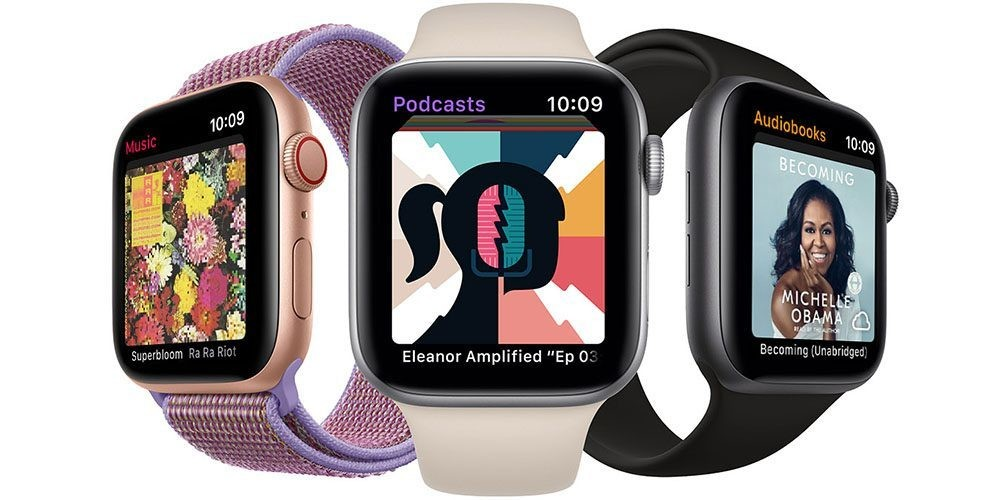Apple Watch podcast download counts will now be filtered out - 9to5Mac