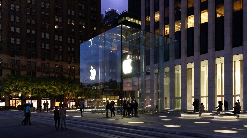 Inside Apple Fifth Avenue: An all-new space with a familiar face