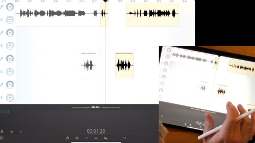Want to edit podcasts with iPad Pro? Jason Snell demos with Ferrite and Apple Pencil - 9to5Mac