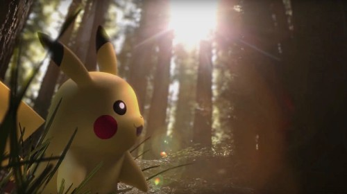 Curious Pokémon GO 'nature documentary' ad is unveiled as Niantic acquihires an AR startup