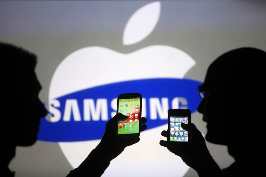Apple no longer seeking injunction against some Samsung devices in patent case - 9to5Mac