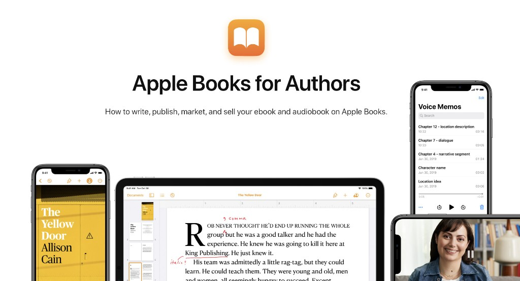 Apple launches 'Apple Books for Authors' website as guided resource to publication and more for Mac and Windows - 9to5Mac