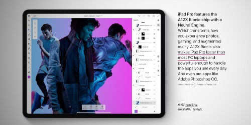 Geekbench scores for new iPad Pro surface, rivals 2018 MacBook Pro performance