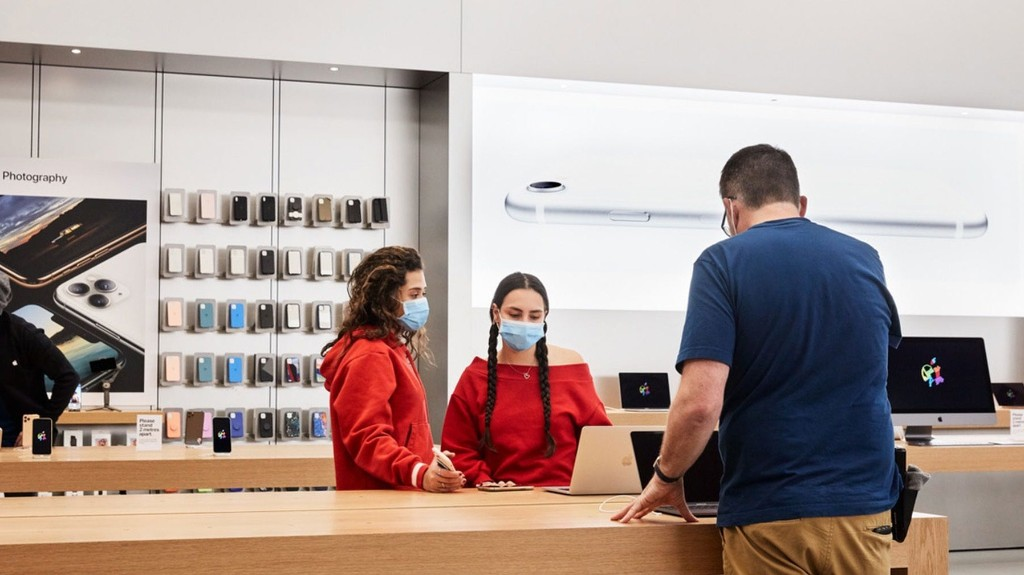 Apple details its approach to safety in retail stores, plans to reopen more than 25 US locations next week - 9to5Mac