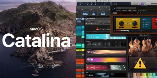 PSA: Why Logic Pro X users might want to hold off on Catalina