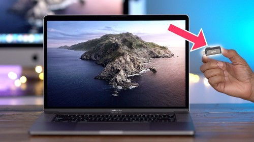 How to create a bootable macOS Catalina 10.15 USB install drive [Video]