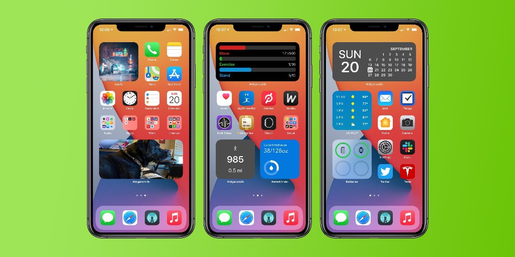 How to use Widgetsmith for iOS 14 home screen widgets - 9to5Mac