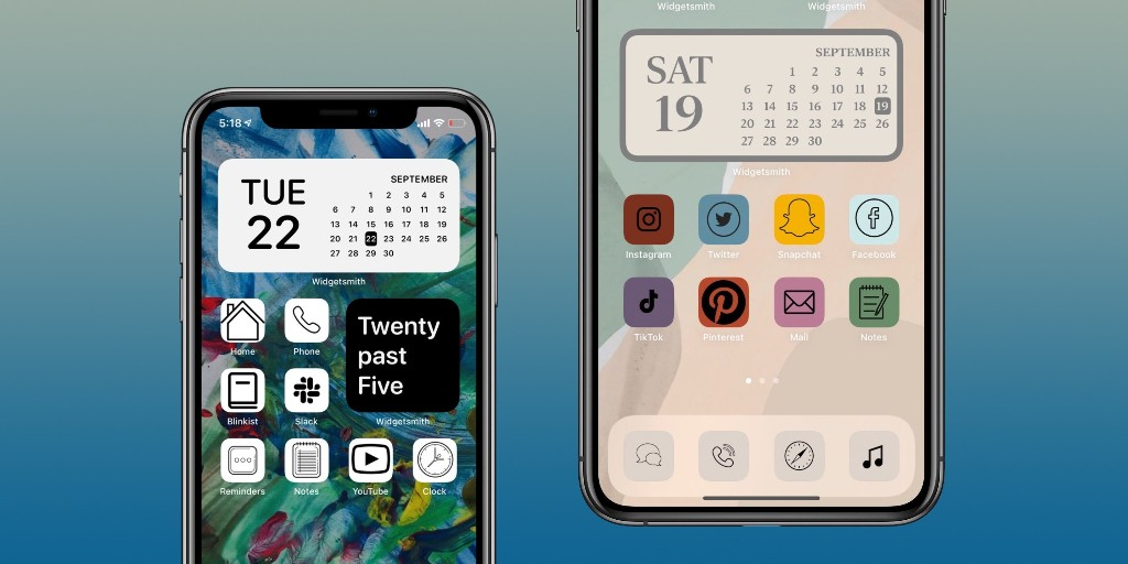 How to make iOS 14 aesthetic with custom app icons - 9to5Mac
