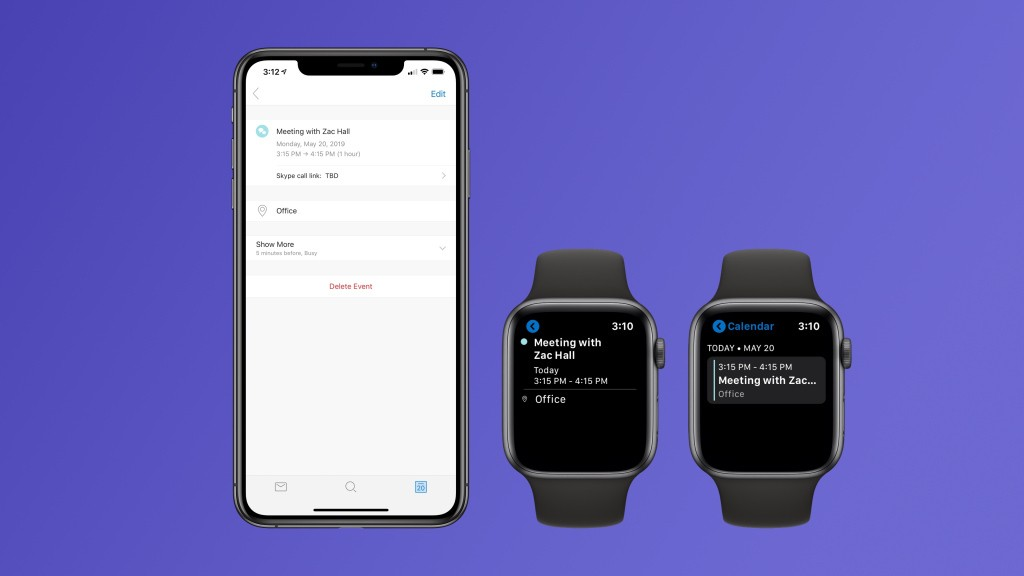 Microsoft Outlook adds revamped Apple Watch notifications - 9to5Mac