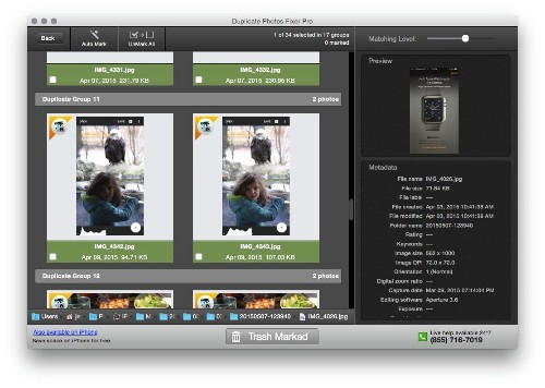 How-To: Safely shrink your Mac's giant photo library, deleting duplicate images to save space