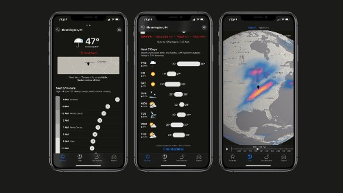 Apple purchases hyperlocal weather app Dark Sky, killing Android apps - 9to5Mac