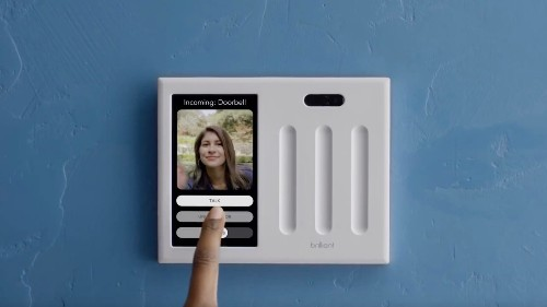 Brilliant announces HomeKit integration for its sleek 'Control' smart home hub
