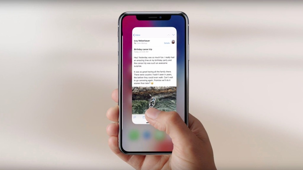 Apple releases iPhone X guided tour video to help users with changes and new features - 9to5Mac