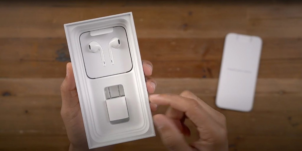 iOS 14.2 beta removes mention of included earbuds in iPhone box ahead of iPhone 12 - 9to5Mac