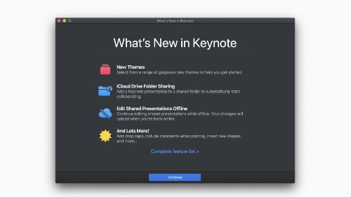 Apple updates iWork for Mac with iCloud Drive folder sharing, new themes, and more - 9to5Mac