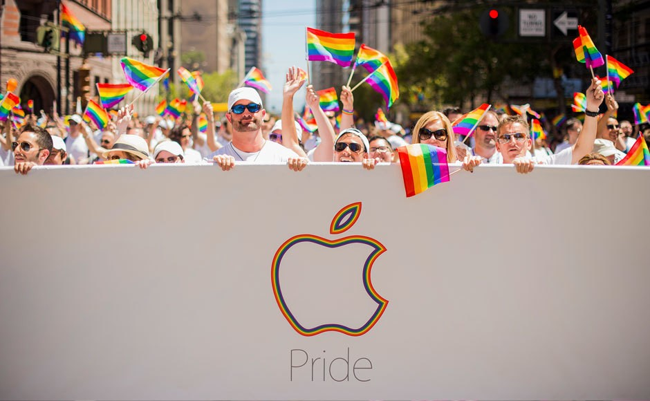 Apple, Google, Microsoft & others urge Supreme Court to legalize same-sex marriage across the USA - 9to5Mac