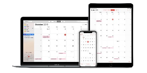 How to report and remove iCloud calendar spam