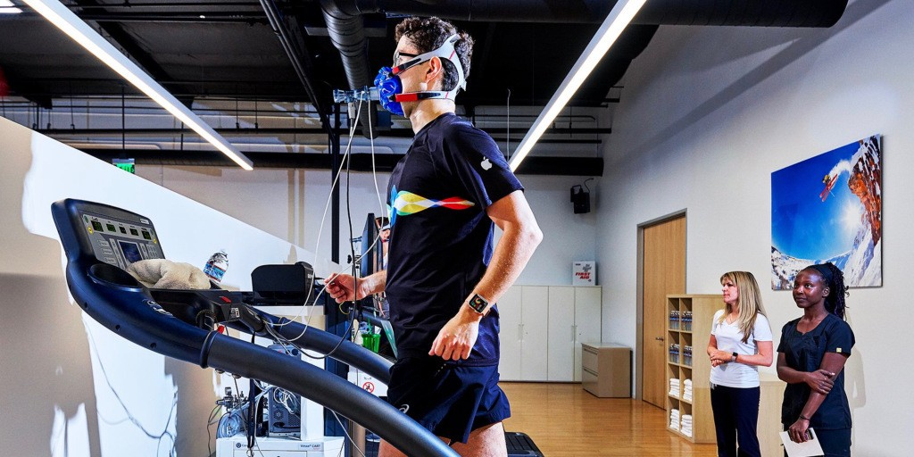 Apple: Watch exercise lab 'collected more data on activity and exercise' than any human performance study in history - 9to5Mac