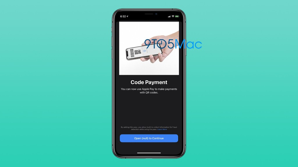 Exclusive: Apple is working on QR Code payments for Apple Pay, iOS 14 code reveals - 9to5Mac