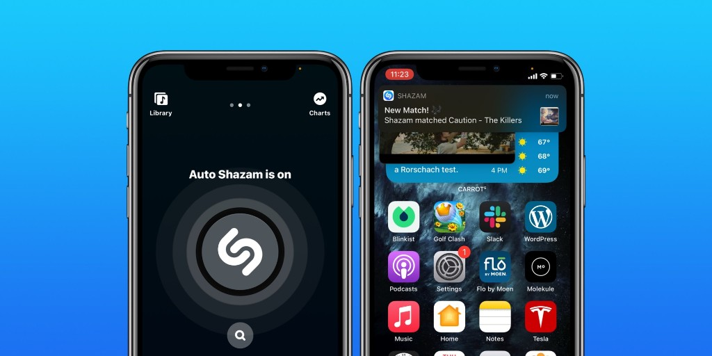 Shazam for iOS 14 adds picture in picture support to recognize songs, here's how it works - 9to5Mac