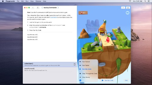 Apple launches Swift Playgrounds app for the Mac, built using Catalyst - 9to5Mac