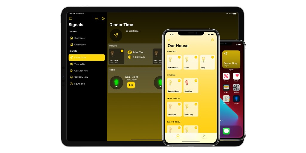 HomeKit Weekly: Signals for HomeKit lets you communicate with your family without shouting - 9to5Mac
